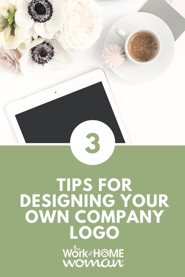 Three Tips for Designing Your Own Company Logo