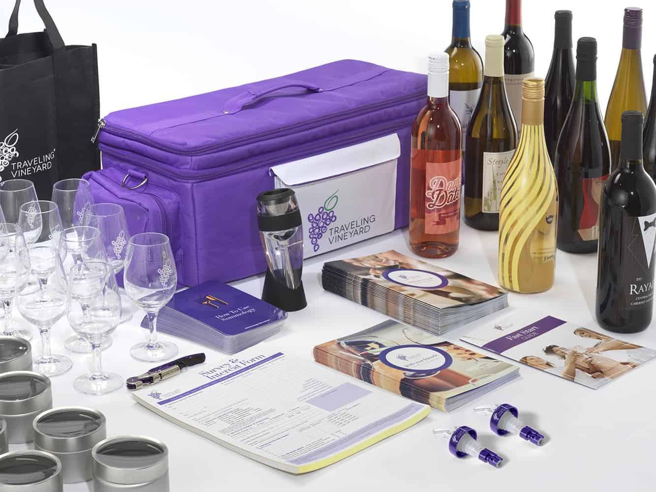 Traveling Vineyard Business Opp