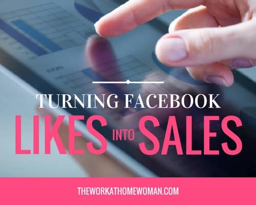 How to Turn Facebook Likes Into Sales