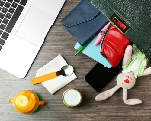 Four Simple Tips to Help With Work-at-Home Mom Overwhelm