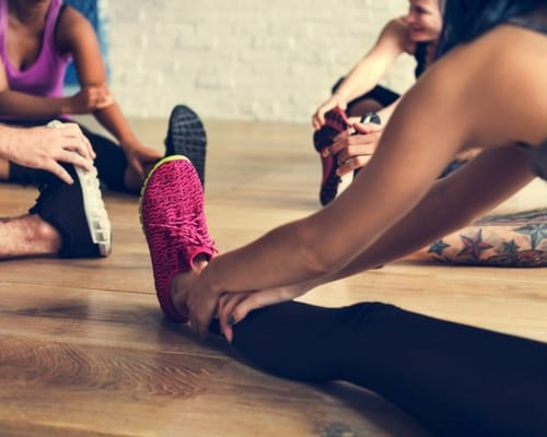 Shape Up With a Home-Based Fitness Career