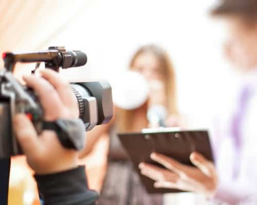 You Scored the TV Interview – How Do You Act Cool, Calm, & Collected? Here are some TV interview tips!