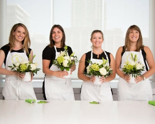 Earn $150 - $600 Per Floral Event with Alice's Table