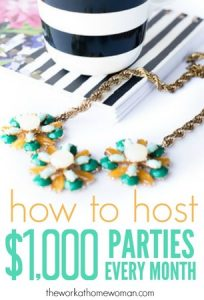 How to Host $1,000 Parties Every Month