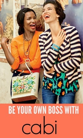Be Your Own Boss with cabi