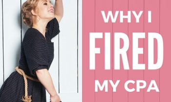 Why I Fired My CPA