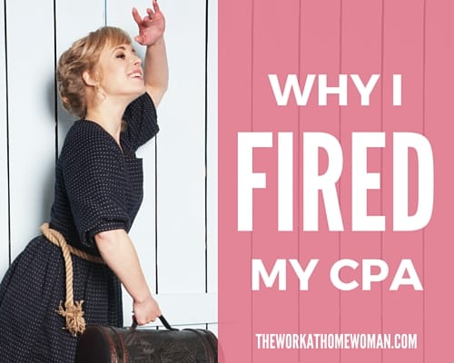 Ending a Business Relationship: Why I Fired My CPA
