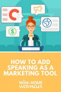 How to Add Speaking as a Marketing Tool