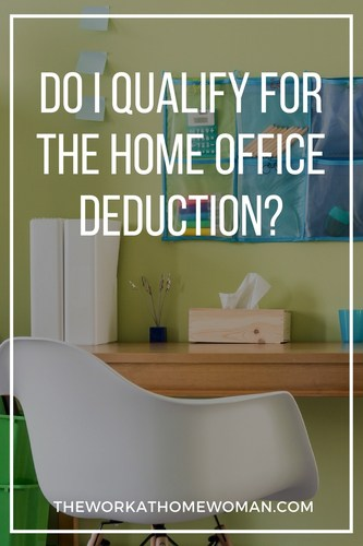 Do I Qualify for the Home Office Deduction?