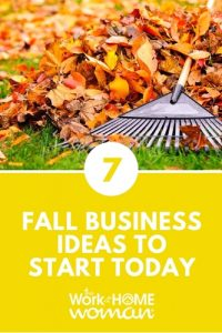 7 Fall Business Ideas To Start Today