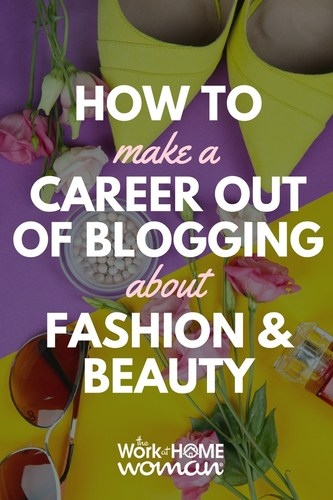 Fashion blogging used to be an outlet for frustrated wannabe Vogue editors. Nowadays, the top bloggers are massively influential and mind-blowingly well paid. If you want to make money blogging about fashion or beauty here's what you need to know to get started. #blog #blogging #blogger #money #fashion #beauty #career #business #workathome https://www.theworkathomewoman.com/blogging-career-fashion-beauty/ via @TheWorkatHomeWoman