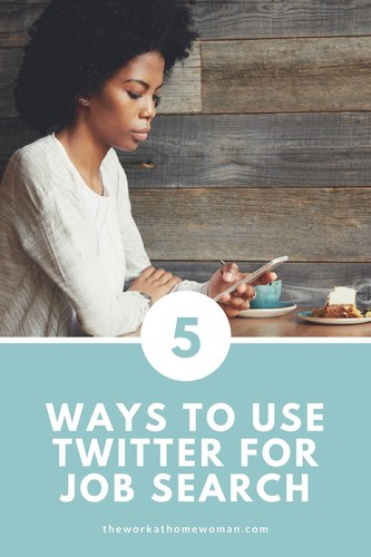 Five Ways to Use Twitter for Your Job Search