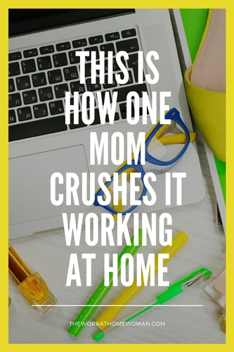 Consulting Business - This is How One Mom Crushes It Working at Home