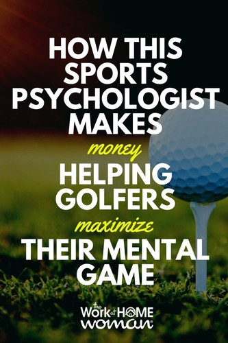 How this Sports Psychologist Makes Money Helping Golfers Maximize Their Mental Game #business #coach