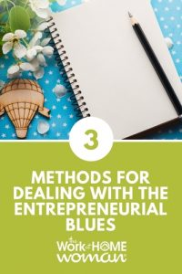 3 Coping Methods for Dealing with the Entrepreneurial Blues