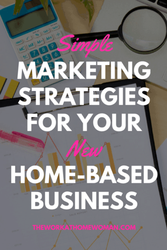 No matter how you entered the world of entrepreneurship -- all business owners need to market their businesses. Here are some simple marketing strategies for your new home-based business.   via @TheWorkatHomeWoman