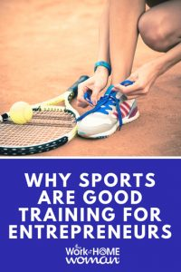 Why Sports Are Good Training for Entrepreneurs