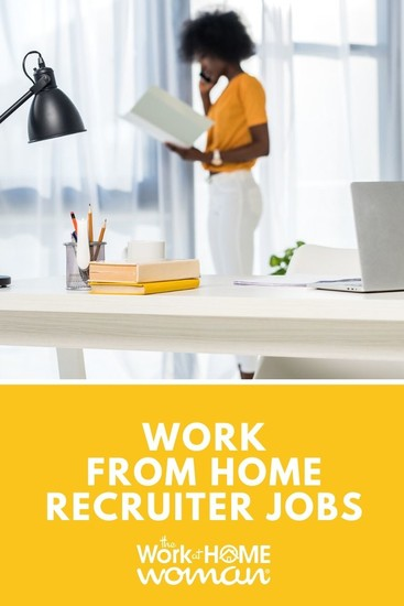 If you have a knack for helping people find the perfect job, then you should consider becoming a work-from-home recruiter - here's how. #recruiter #jobs #workfromhome via @TheWorkatHomeWoman