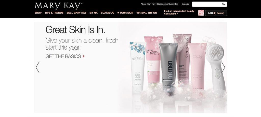 Makeup Business - Mary Kay