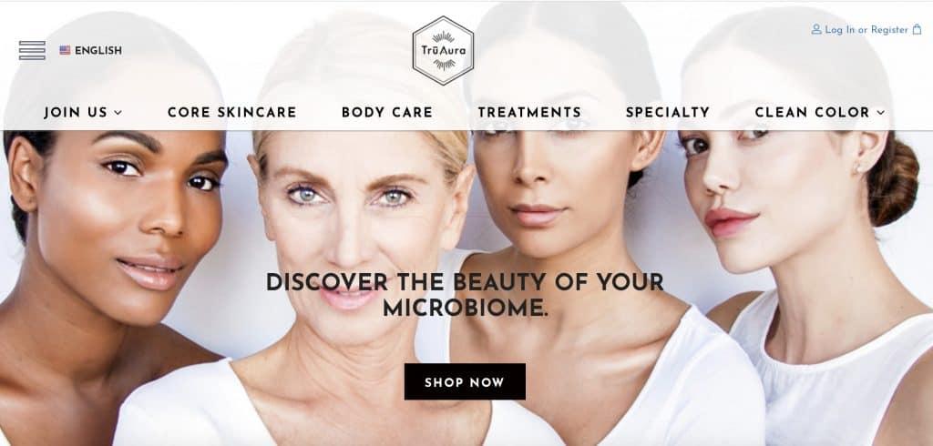beauty business - TruAura