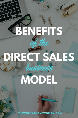 Are you looking for a way to work from home that allows you unlimited earning potential, more time with your family, and less stress? Check out the benefits of the direct sales model and why it may be your calling.  via @TheWorkatHomeWoman