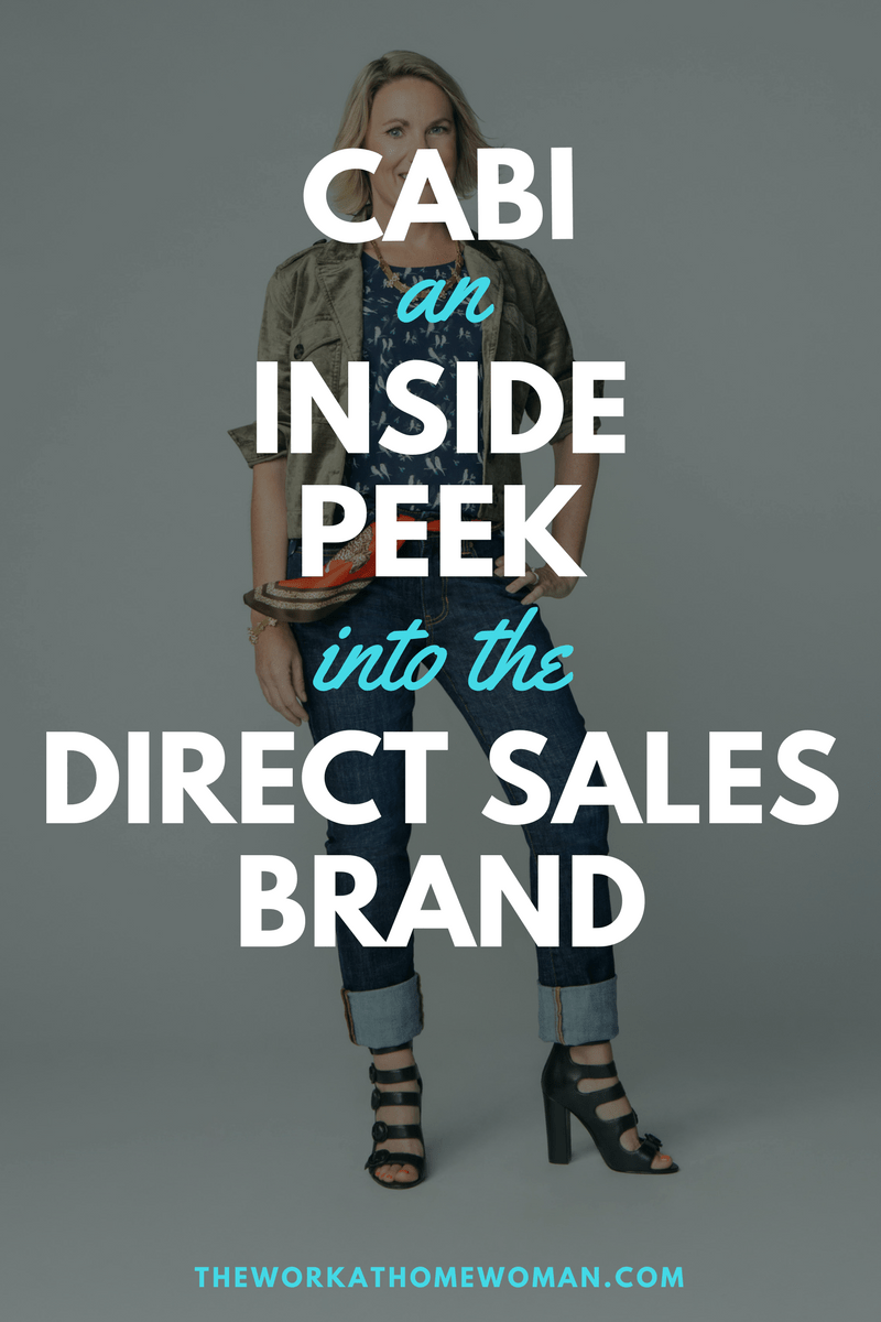 Back in May, I had the pleasure of attending cabi Blogger Day! During this day, I got an inside peek into this direct sales brand and company. Find out what I discovered about this work-at-home business opportunity!