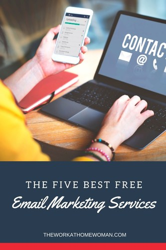 The Five Best Free Email Marketing Services (and why you need to ...