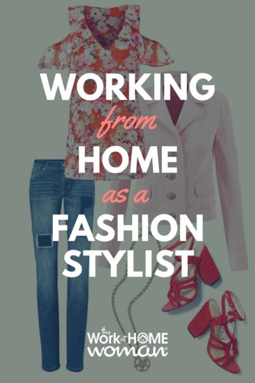 Working From Home as Fashion Stylist cabi
