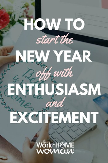 14 Ways to Start the New Year Off with Enthusiasm and Excitement