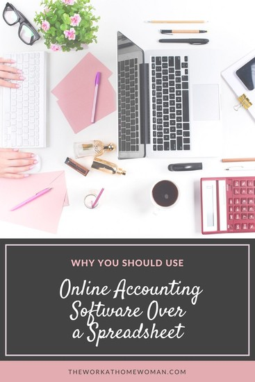 Why You Should Use Online Accounting Software Over a Spreadsheet