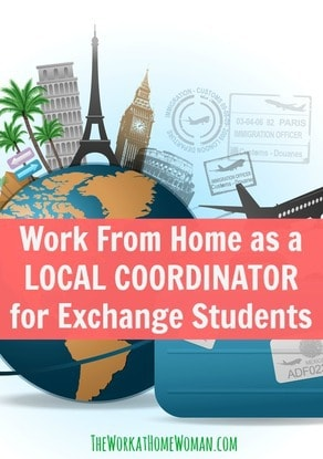 Work From Home as a Local Coordinator for Exchange Students