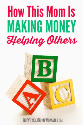 How This Mom is Making Money Helping Others - Interview with Dawn Berryman of Market Mommy
