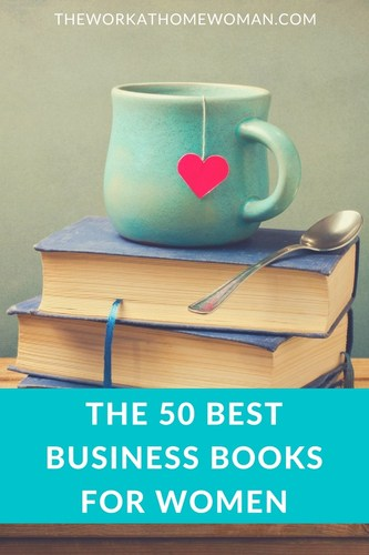 The 50 Best Business Books for Women