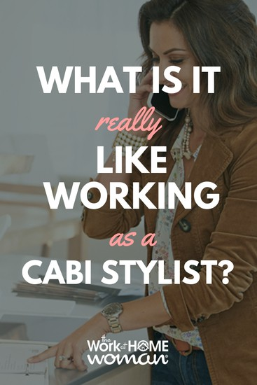 What Is It Really like Working as a cabi Stylist?