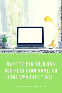 Run Your Own Home Biz