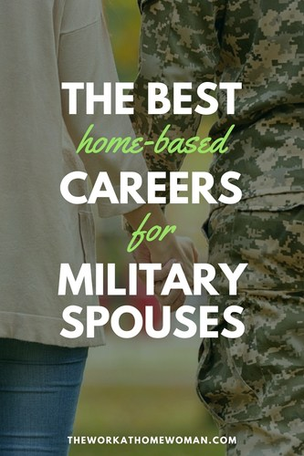 The following are 10 of the best jobs for military spouses who want a career that combines flexibility with fulfillment. Find the one that best suits your interests and skill set and voila: You're on your way to a new career, no matter where life — or the military — takes you next. via @TheWorkatHomeWoman